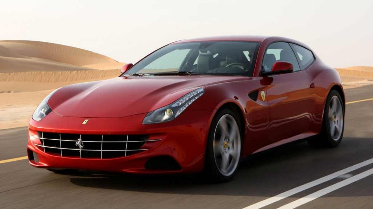 Ferrari FF.