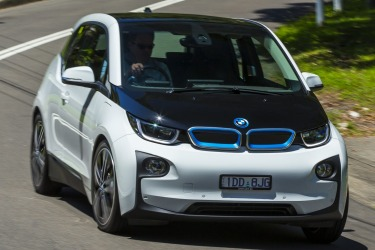 BMW restructures electric car plans