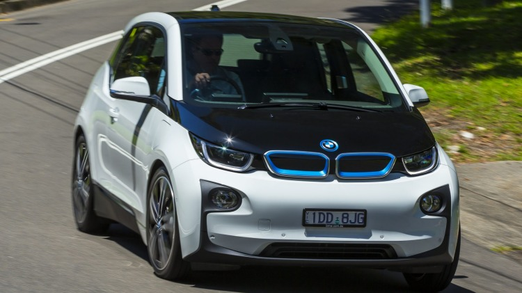 BMW has reportedly changed its EV plans to expand beyond its i3 (pictured) and i8.