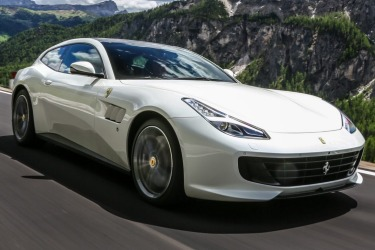 Ferrari GTC4Lusso first drive review