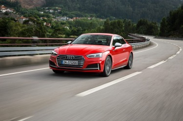 2017 Audi S5 Coupe first drive review