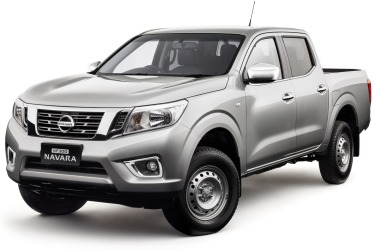 Nissan Navara RX road test review
