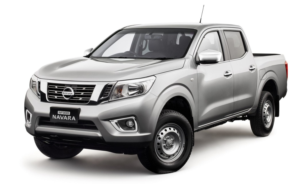 Nissan's new Navara is more SUV like than ever before.