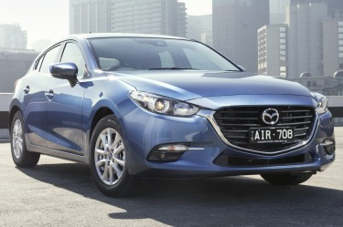 Free AEB, but no CD for new Mazda3