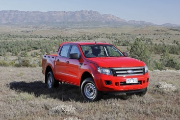 Competitor: Ford Ranger XL