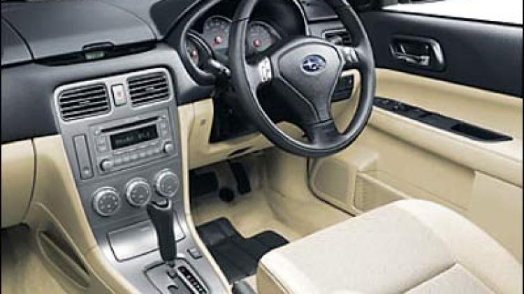 Subaru Forester XT Luxury