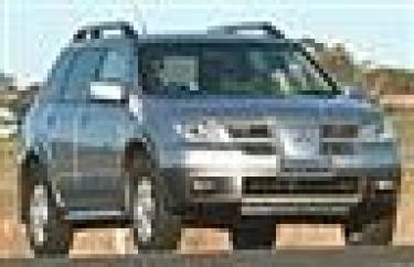 Mitsubishi Outlander XLS