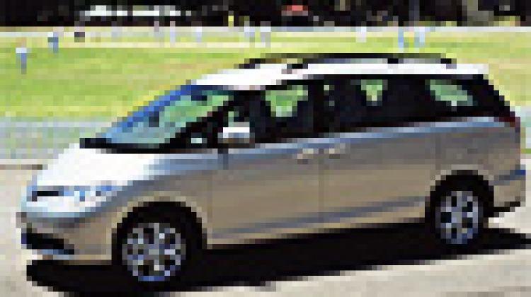 Toyota Tarago GLX