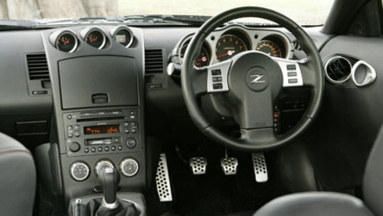 Nissan 350Z Track