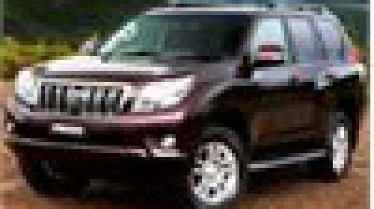 Toyota Landcruiser Prado Kakadu