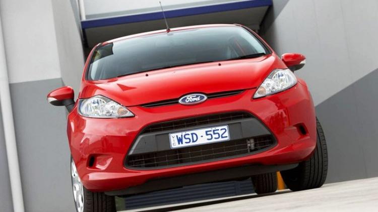 Ford Fiesta CL