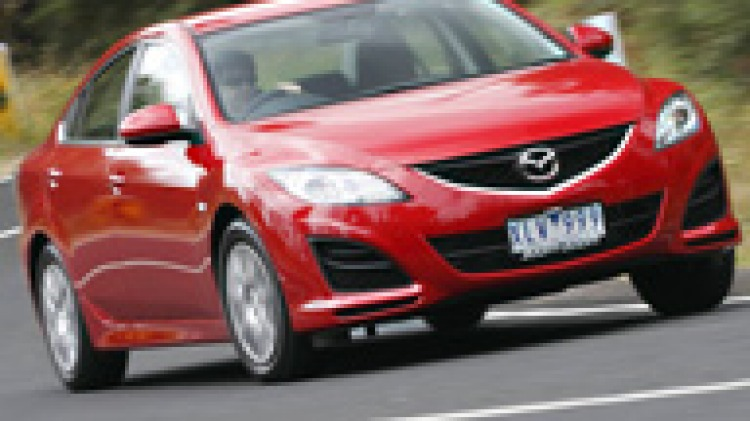 2010 Mazda6