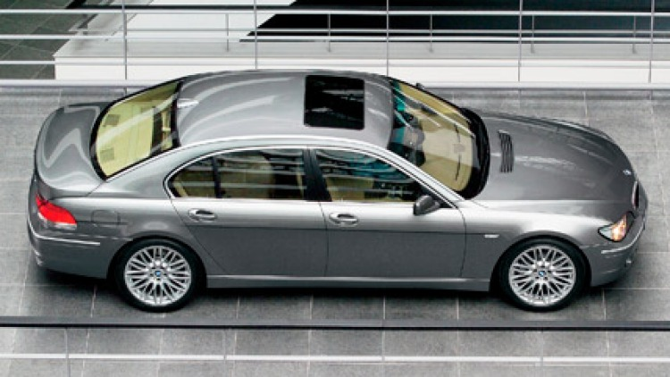 Used car review: BMW 7-Series 2002-2005