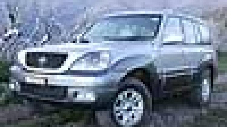Hyundai Terracan CRDi
