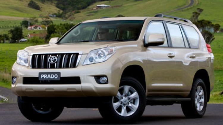 Toyota Prado GXL