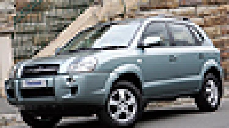 Hyundai Tuscon 2004-07