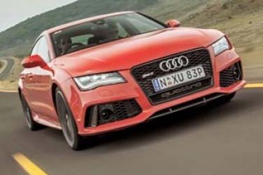 Audi RS7 Sportback new car review