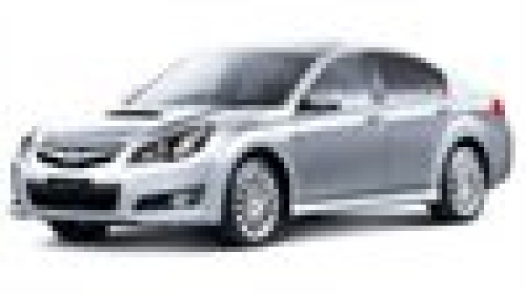 Subaru Liberty GT Premium