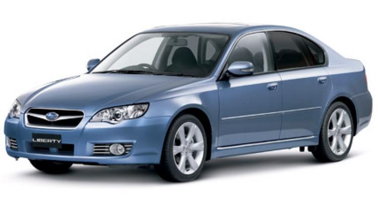 Subaru Liberty 3.0R, 2004-07