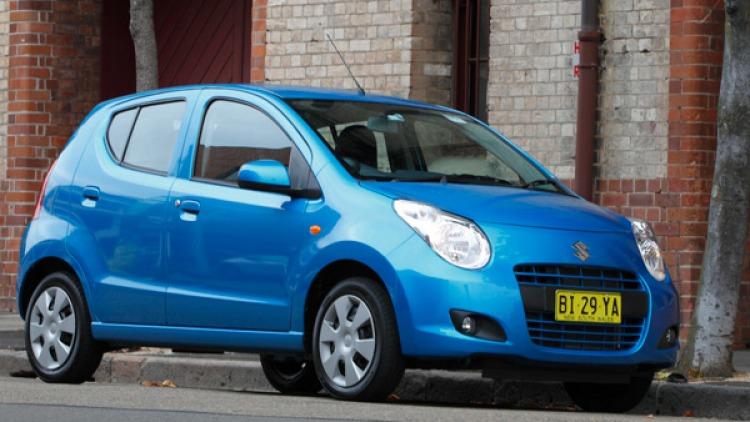 Suzuki Alto.