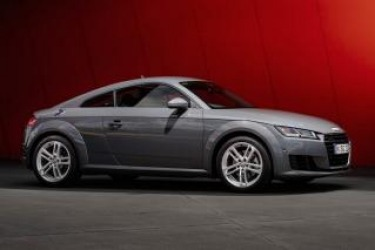 2015 Audi TT Sport.
