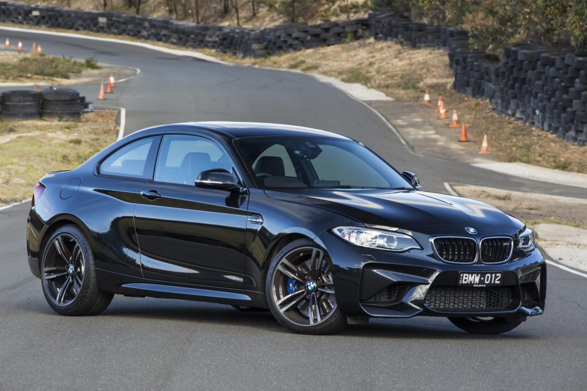 2016 BMW M2.