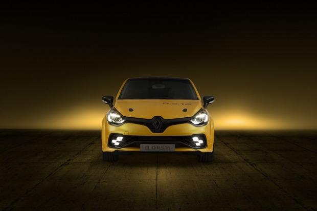IDENTITE Renault Clio RS 16.