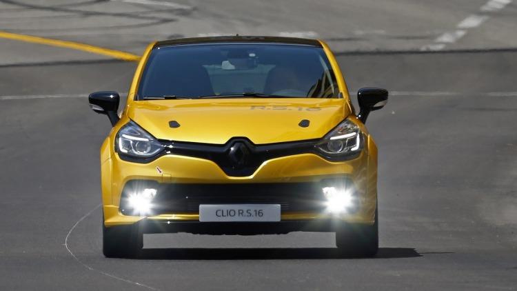 Renault Clio RS 16.