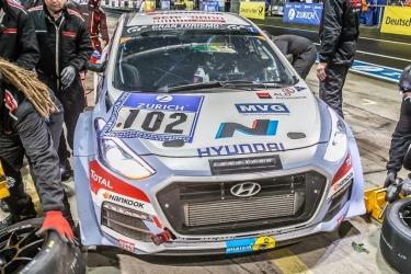 Hyundai successfully tests i30 N hot hatch