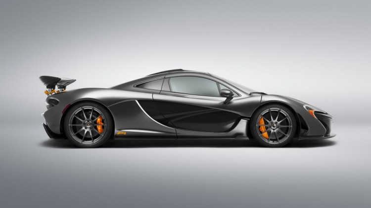 McLaren has confirmed it will build an all-electric prototype for its successor to the P1 hypercar (pictured).