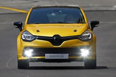 Renault reveals Clio RS 16 at Monaco GP