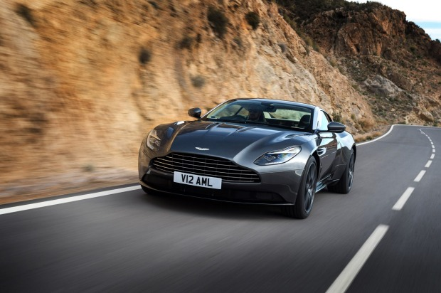 ANZ alleges the Oswals used company money to buy an Aston Martin.