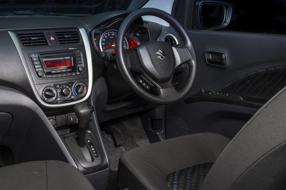 Suzuki Celerio CVT.