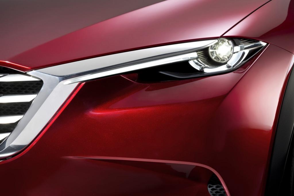 Mazda Koreu concept