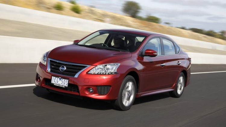 CVT transmissions are fitted to many cars including the Nissan Pulsar.