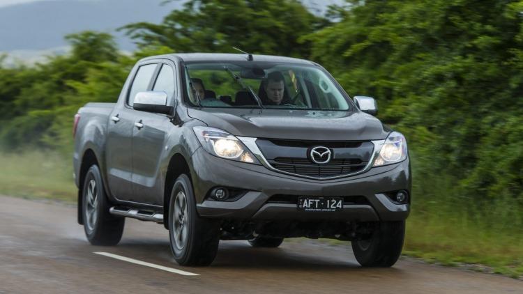 The next generation Mazda BT-50 will be built by Isuzu.