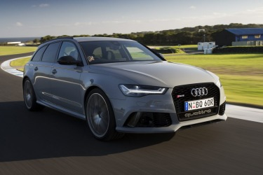 Audi RS6 Performance quick spin review