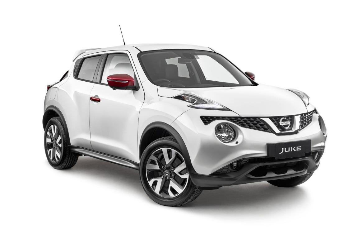 Nissan Juke N-Sport special edition.