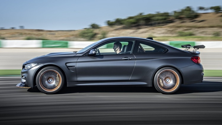 Sold out: the BMW M4 GTS.