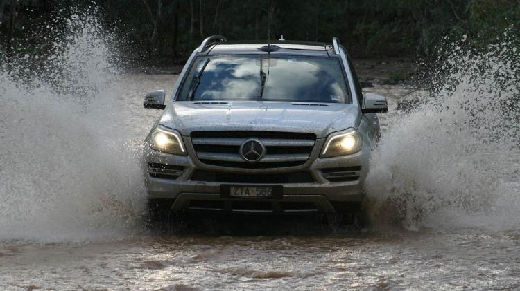 Mercedes-Benz GL350 BlueTec