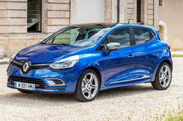 New Renault Clio RS revealed