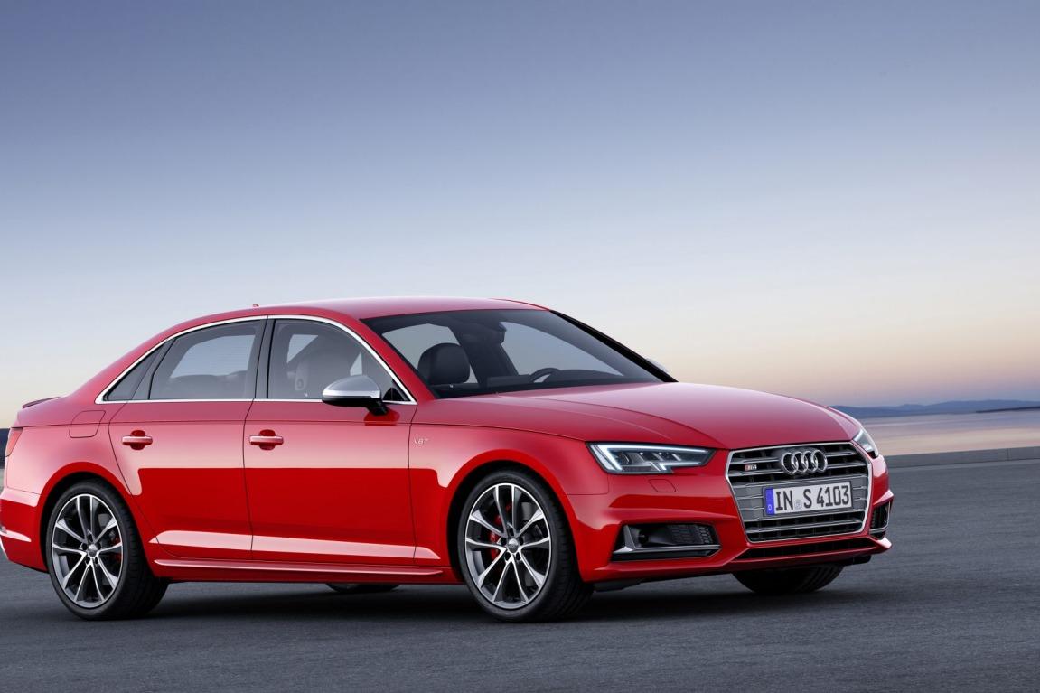 2016 Audi S4.