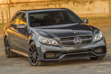 Mercedes-Benz E63 AMG 4Matic first drive review