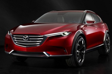 Mazda wants CX-6 to rival BMW X4