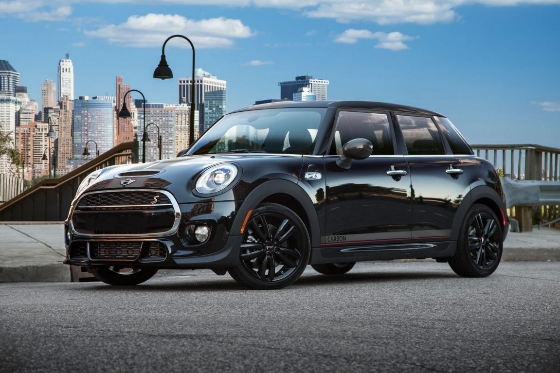 Mini Carbon Edition.