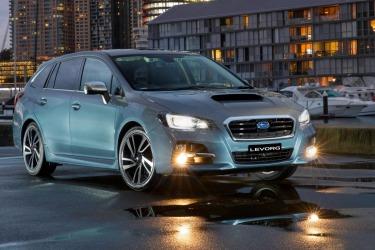 Subaru Levorg details confirmed