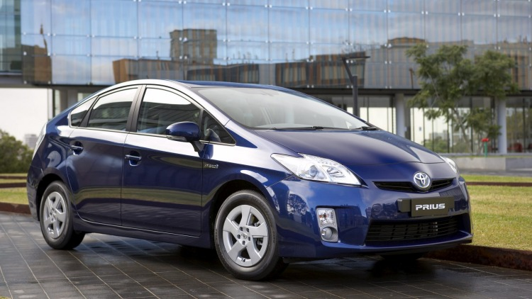 Toyota has recalled the Prius to rectify two issues.