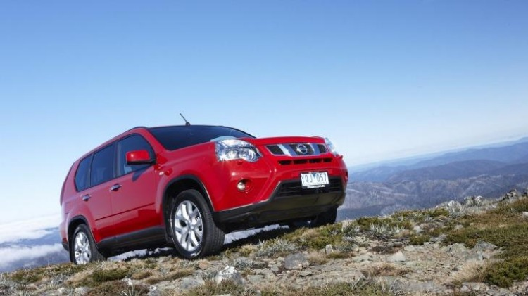 Nissan's X-Trail is an affordable second-hand option for country families.