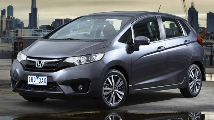 Honda Jazz VTi: Supremely practical.