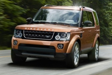 Land Rover Discovery Landmark car pool review